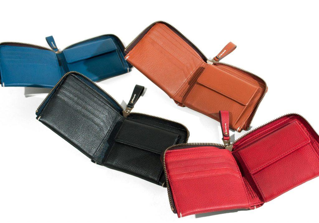 小さい財布、集めました!
